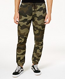 Men's Moto Jogger Pants, Created for Macy's