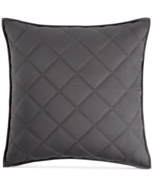 Hotel Collection Fretwork Quilted European Sham Created for Macys Bedding