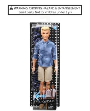 Mattel's Ken Fashionistas Doll