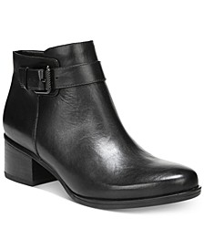 Leather Dora Booties