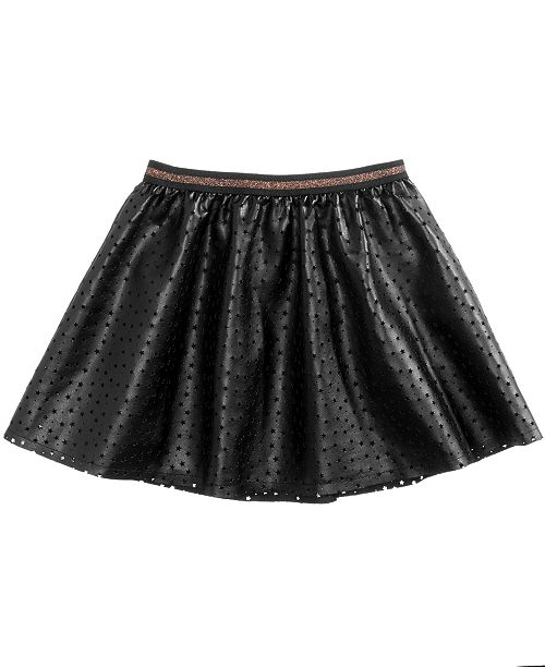 Epic Threads Star Cut-Out Skirt, Little Girls, Created for Macy's