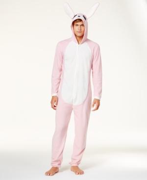 Bioworld Men's Pink Bunny...