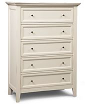 Sanibel 5 Drawer Chest, Created for Macy's