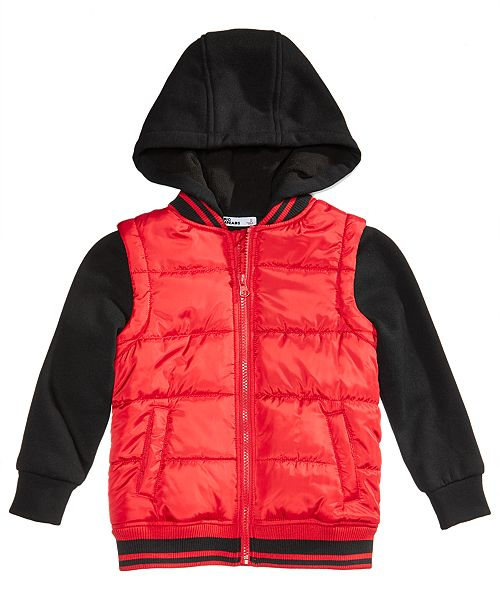 7ae752598 Epic Threads Hooded Puffer Jacket
