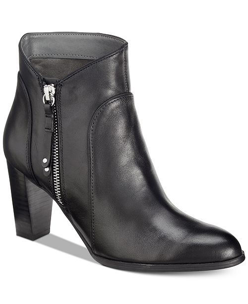 a631ff14c7c Adrienne Vittadini Taki Booties & Reviews - Boots - Shoes - Macy's