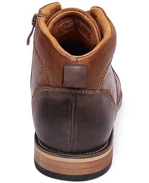 1423acc52df5f2 Steve Madden Men's Jonnie Boots, Created for Macy's & Reviews - All ...
