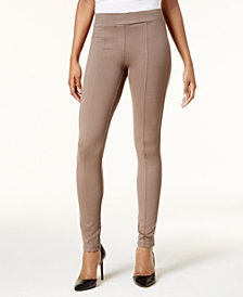 Style & Co. Petite Stretch Ponte Leggings, Created for Macy's