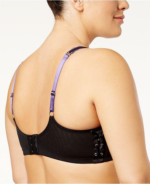 083bc255b42 Ashley Graham Plus Size Attraction Underwire Bra - All Bras - Women ...