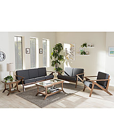 Cayla Living Room Collection, Quick Ship Furniture