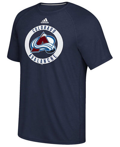 adidas Men's Colorado Avalanche Ultimate Practice T-Shirt