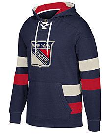 CCM Men's New York Rangers Pullover Jersey Hoodie