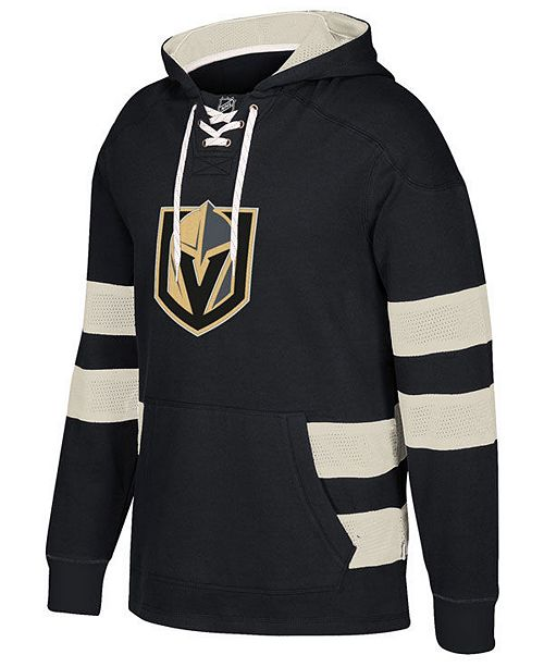 fe7cbfae6fe CCM Men s Vegas Golden Knights Pullover Jersey Hoodie   Reviews ...