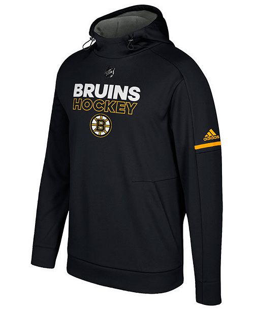 adidas Men s Boston Bruins Authentic Pro Hoodie - Sports Fan Shop By ... 4fe979b1c