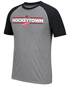 adidas Men's Detroit Red Wings Breakaway T-Shirt