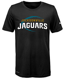 Nike Jacksonville Jaguars Legend Icon T-Shirt, Big Boys (8-20)