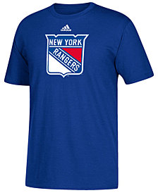 adidas Men's New York Rangers Primary Go To T-Shirt