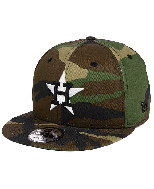 ed762226dea New Era. Houston Astros Woodland Black White 9FIFTY Snapback Cap. Be the  first to Write a Review.  31.99. Buy 1