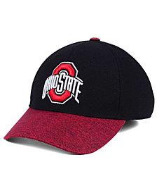 J America Ohio State Buckeyes Shadow Flex Cap