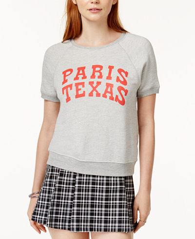 Ban.do Paris Texas Graphic Sweatshirt