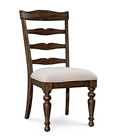 CLOSEOUT! Hamilton Side Chair, Created for Macy's
