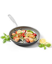 """GreenPan Chatham 12"""" Ceramic Non-Stick Open Fry Pan"""
