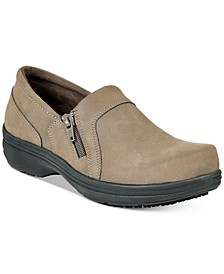 Easy Works By Women's Bentley Slip Resistant Clogs