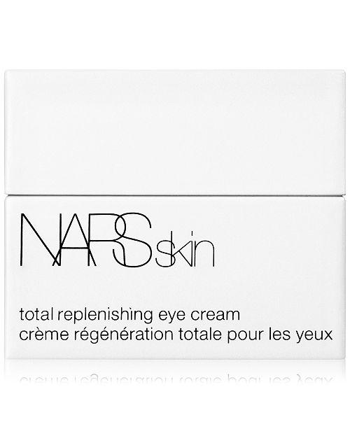 NARS Total Replenishing Eye Cream, 0.52-oz.
