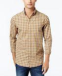 Michael Kors Men's Nate Check-Print Shirt