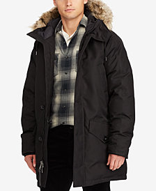 Polo Ralph Lauren Men's Trimmed Down Parka