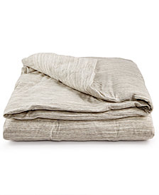 Calvin Klein Modern Cotton Strata Sandwash Full/Queen Duvet Cover