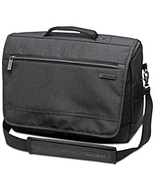 "Modern Utility 16.5"" Messenger Bag"