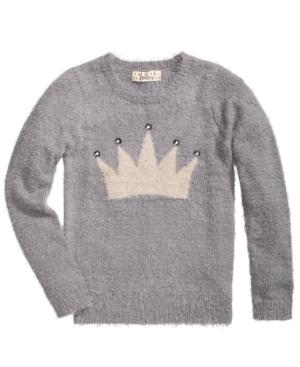 Pink Republic Crown Sweater,...
