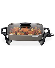"06856 16"" Ceramic Electric Skillet"