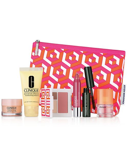 3603f99bbf5 ... Clinique Choose your FREE 7-Pc. gift with any $28 Clinique purchase (A  ...