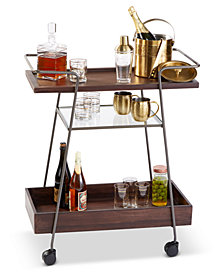 Hotel Collection Bar Cart, Created for Macy's