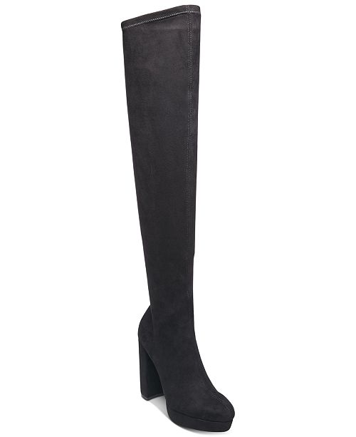 8806481dd01 Madden Girl Groupie Over-The-Knee Boots   Reviews - Boots - Shoes ...