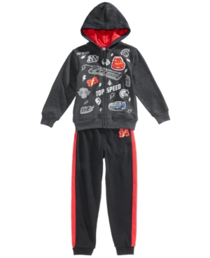 Disney 2-Pc. Cars Front-Zip...