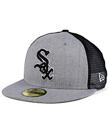New Era Chicago White Sox New School Mesh 59FIFTY Fitted Cap 0c02b3fc902d