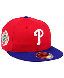 New Era Philadelphia Phillies Ultimate Patch Collection Anniversary 59FIFTY Cap