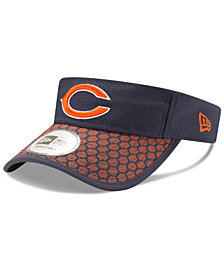 New Era Chicago Bears Sideline Visor