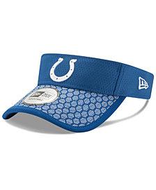 New Era Indianapolis Colts Sideline Visor