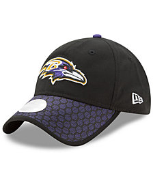 New Era Women's Baltimore Ravens Sideline 9TWENTY Cap