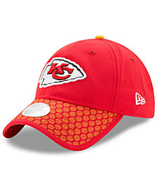 New Era Women's Kansas City Chiefs Sideline 9TWENTY Cap