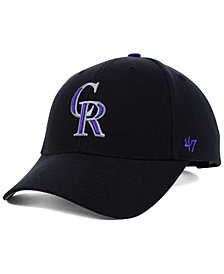 '47 Brand Colorado Rockies MVP Cap