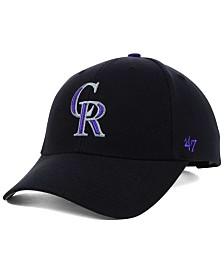 '47 Brand Colorado Rockies MVP Cap