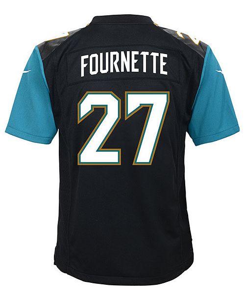 buy popular be9b3 0c1fe Leonard Fournette Jacksonville Jaguars Game Jersey, Big Boys (8-20)