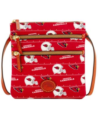 Arizona Cardinals Nylon Triple Zip Crossbody