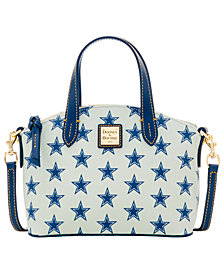 Dooney & Bourke NFL Ruby Mini Satchel Crossbody