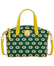 Dooney & Bourke Green Bay Packers Ruby Mini Satchel Crossbody