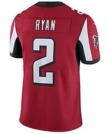 Nike Men's Matt Ryan Atlanta Falcons Vapor Untouchable Limited Jersey